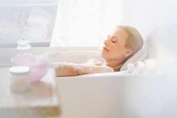 Immersing your body in a hot bath, can warm up your core body temperature by 1°C in just 20 minutes
