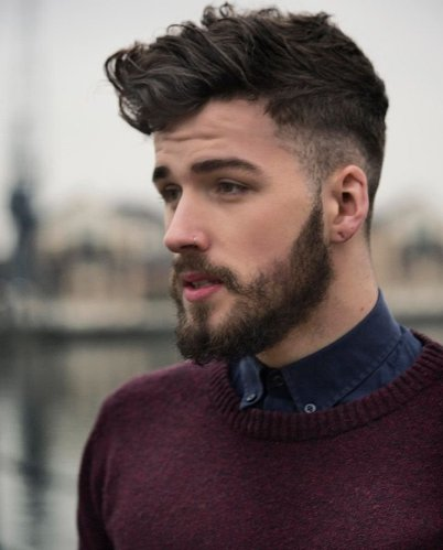 GROWING AND MAINTAINING THE PERFECT BEARD