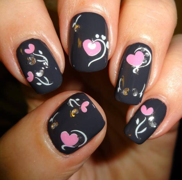 Name Nail Art Gallery - easy nail designs for beginners step by step