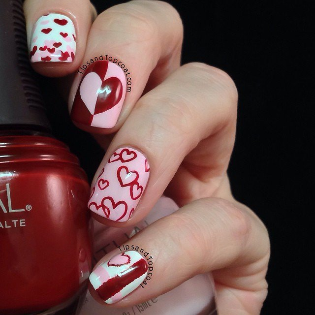 20 Sweet Nail Art Designs   Mr Mrs Magazine