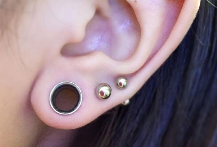 Types Of Ear Piercings Mr Mrs Magazine