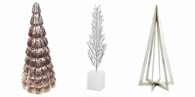 10 Modern christmas trees for contemporary holiday decor this year